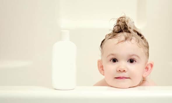 jaki szampon wybrac dla dziecka